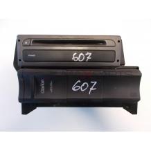 Peugeot 607 DVD Navigation system 964795608000 and CD CHANGER