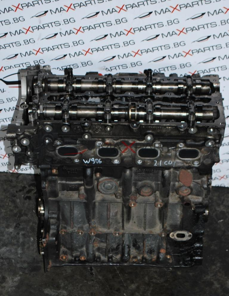 Двигател за MERCEDES-BENZ 2.1 CDI W906