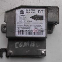 Централа AIRBAG за OPEL COMBO AIRBAG CONTROL MODULE 24417008DT 327963935