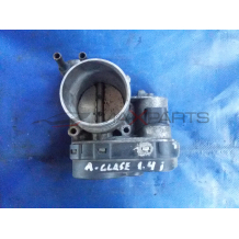 Дроселова клапа за MERCEDES A-CLASS W168 A140 THROTTLE BODY A1661410225