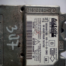 Централа AIRBAG за PEUGEOT 307 AIRBAG CONTROL MODULE 9654491180