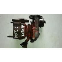 Турбо компресор за NISSAN ALMERA 2.2 DTI 136 Hp  GT1548  GT15  466755-0003