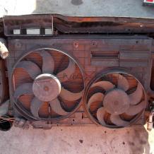 Перки охлаждане за VW GOLF 5 2.0TDI Radiator fans 1K0121205AB