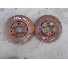 BORA 1.9 TDI 150 Hp brake disk