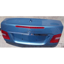 Заден капак за MERCEDES E-CLASS W212 COUPE cabriolet rear cover