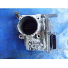 Дроселова клапа за Mazda 6 2.0 103 KW 140 PS THROTTLE BODY RF7J136B0D
