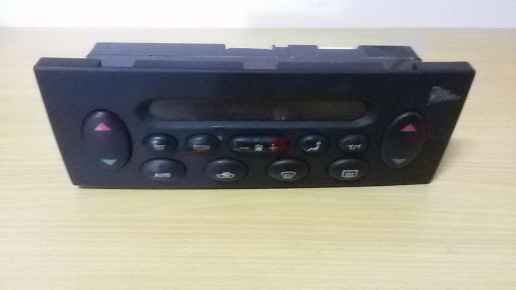 ROVER 75 2004 Heater Climate Controls