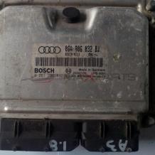 Компютър за AUDI A3 1.8 TURBO  1.8 T 180HP ECU 06A906032BJ 0261206892