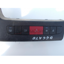 Панел с копчета за FIAT DUCATO 735533117