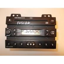 Fusion Radio CD player  2S6118C815AF M136216 B3LOWCD