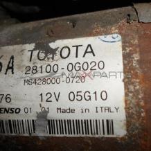 Стартер за TOYOTA AVENSIS 2.0 D4D MS4280000720 281000G020