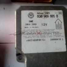 Централа AIRBAG за VW JETTA AIRBAG CONTROL MODULE 6Q0909605B 5WK42869