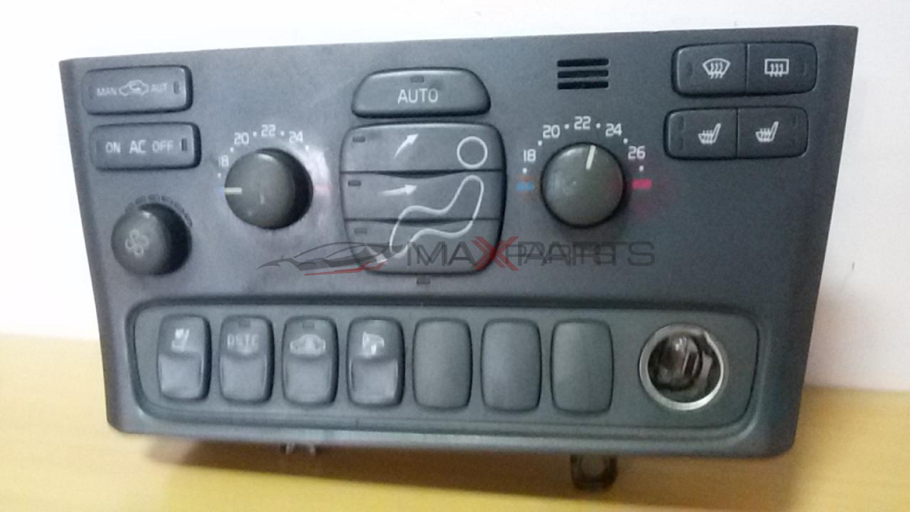 VOLVO S 80 2005 Heater Climate Controls