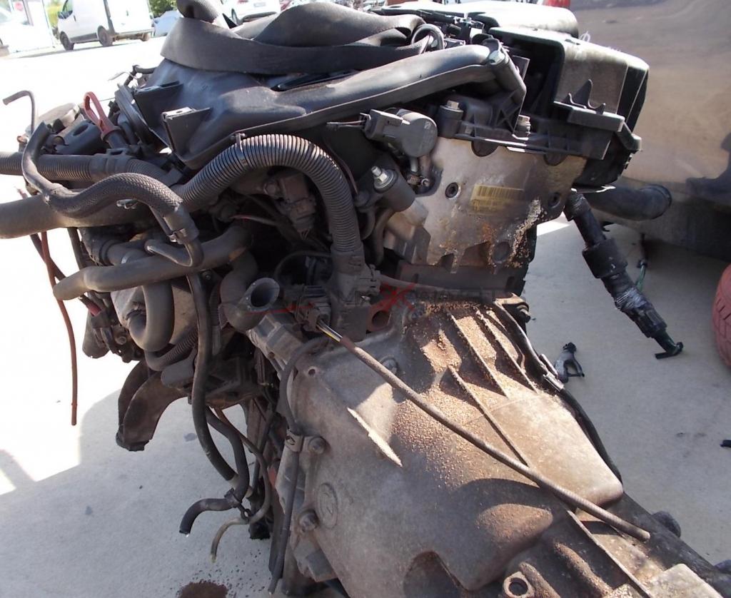 Двигател за BMW E46 2.0D 150HP M47T ENGINE
