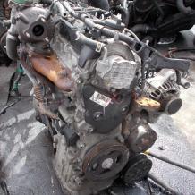 Двигател за Toyota Yaris 1.4 D4D 1N-P72R 1ND Engine