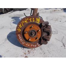 TOYOTA AVENSIS 2.0 D4D 116 Hp R brake disk