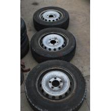 Стоманени джанти и гуми за MERCEDES SPRINTER  255/65 R16