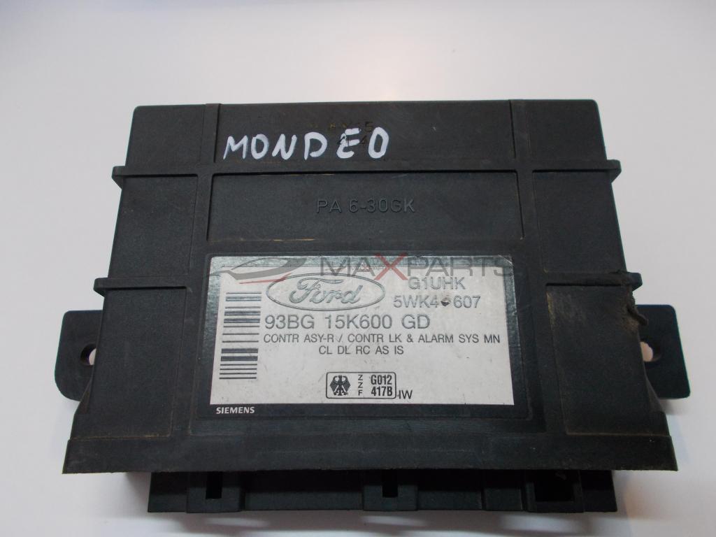 Комфорд модул за FORD MONDEO COMFORT CONTROL MODULE 93BG15K600GD  5WK4607