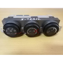 X TRAIL 2005 Heater Climate Controls